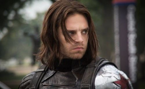 The Winter Soldier. Credit: http://screenrant.com/captain-america-2-set-visit-sebastian-stan-future/