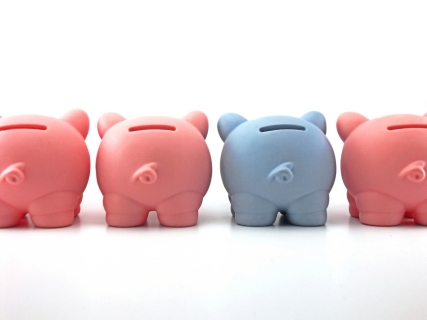 Save this (money not ceramic pigs, they won't buy you much).